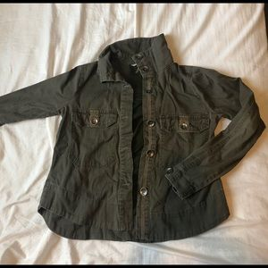 Army jacket from Buckle